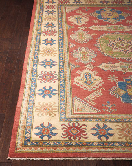 """Ulmer Hand-Knotted Rug, 8'2"""" x 11'5"""""""