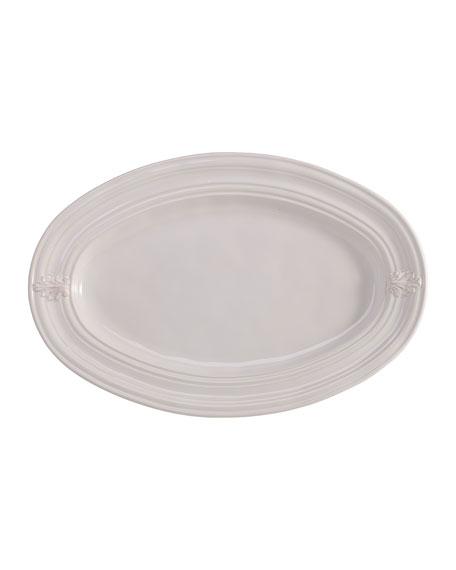 Juliska Acanthus Whitewash Large Platter