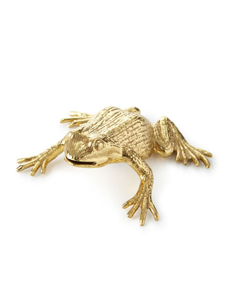 Rainforest Frog Figurine