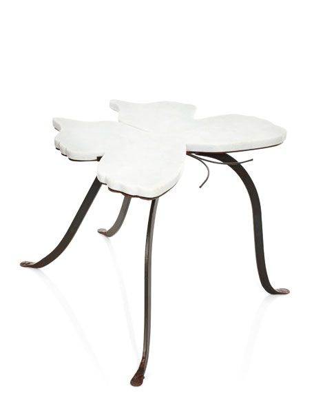 Sugarstone Butterfly Side Table