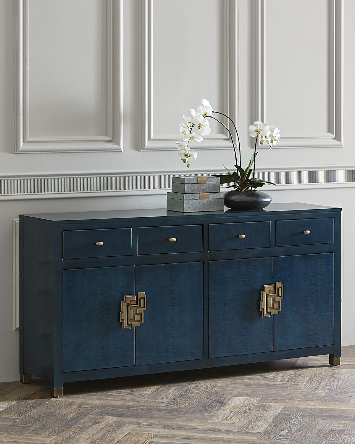 Cynthia Rowley For Hooker Furniture Curiosity Credenza Neiman Marcus