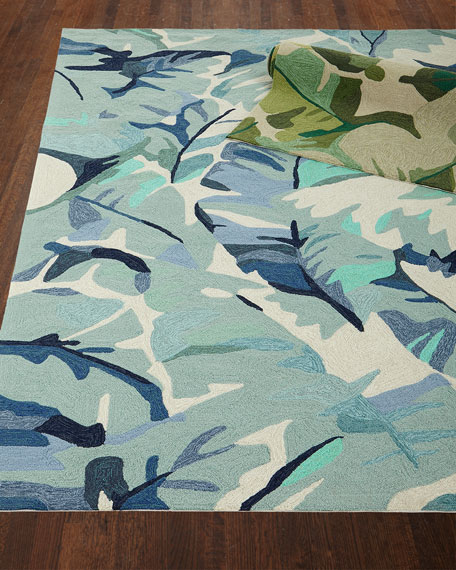 Palm Beach Indoor/Outdoor Rug, 5' x 7'6""