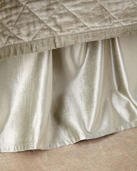 Amity Home King Simona Velvet Dust Skirt