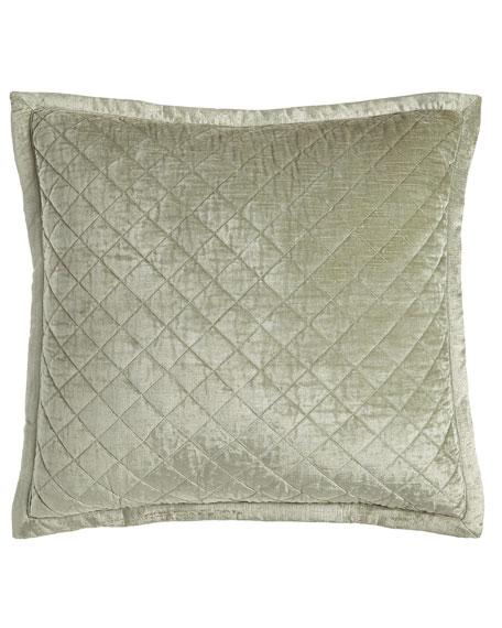 Amity Home Simona Velvet Square Pillow