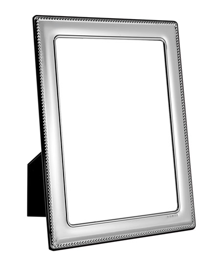 """Carrs Of Sheffield Bead Picture Frame, 4"""" x 6"""""""
