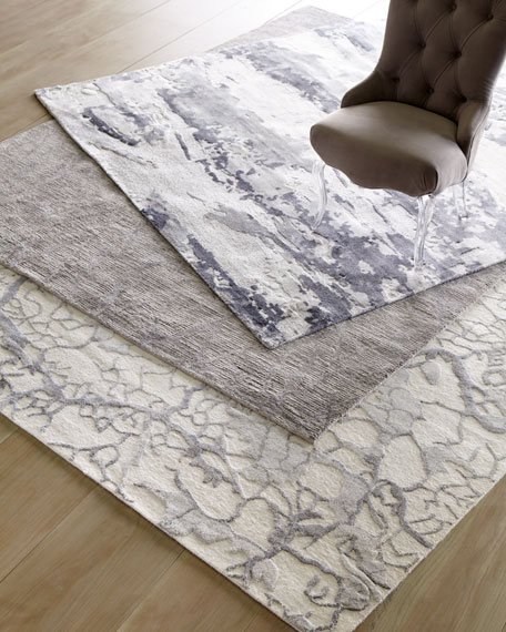 "Geneva Crackle Rug, 9'9"" x 13'9"""