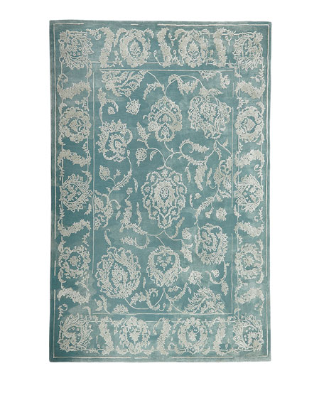 """NourCouture Odessa Old World Rug, 3'9"""" x 5'9"""""""