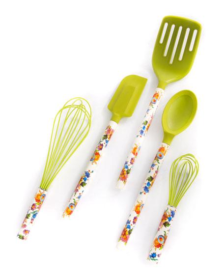 MacKenzie-Childs Flower Market Spoon