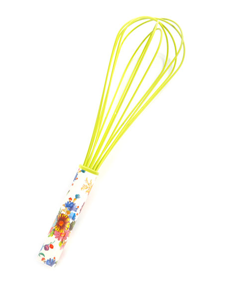 MacKenzie-Childs Flower Market Large Whisk