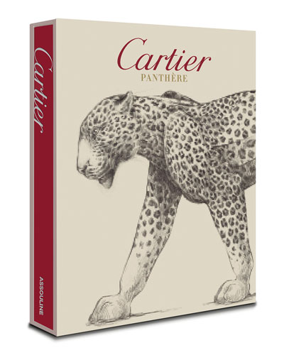 Cartier Panthere Hardcover Book