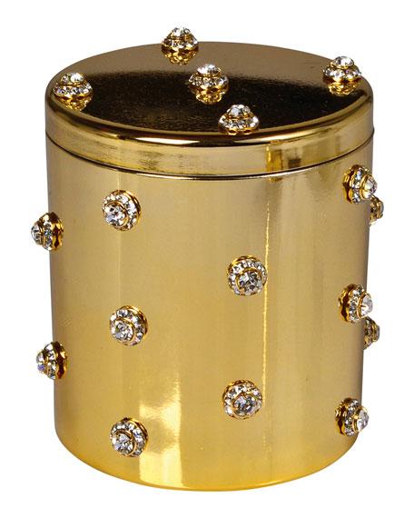 "Mike & Ally ""Nova with Jewels"" Cotton Jar"