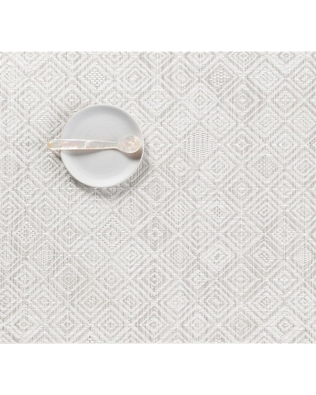 Chilewich Gray Mosaic Placemat