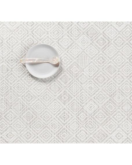 Gray Mosaic Placemat