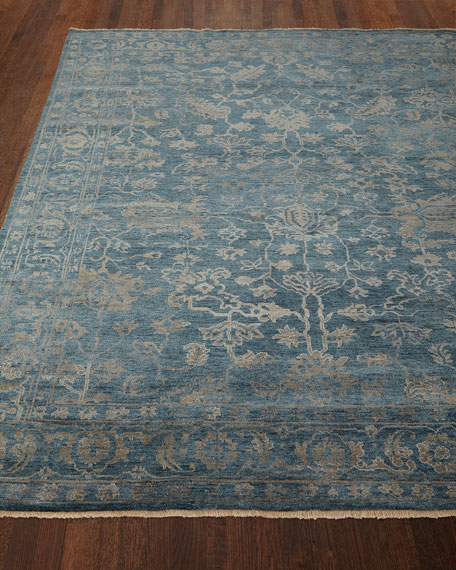 Cece Magnolia Wool Rug & Matching Items