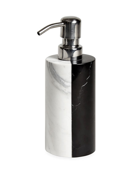 Jonathan Adler Canaan Marble Pump Dispenser