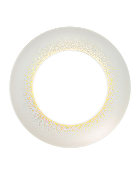 Haviland Souffle d'Or Dinner Plate