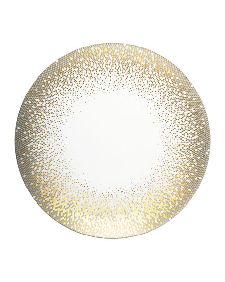Haviland Souffle d'Or Dessert Plate