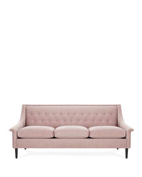 Newport Tufted Sofa