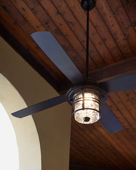 Courtyard Ceiling Fan