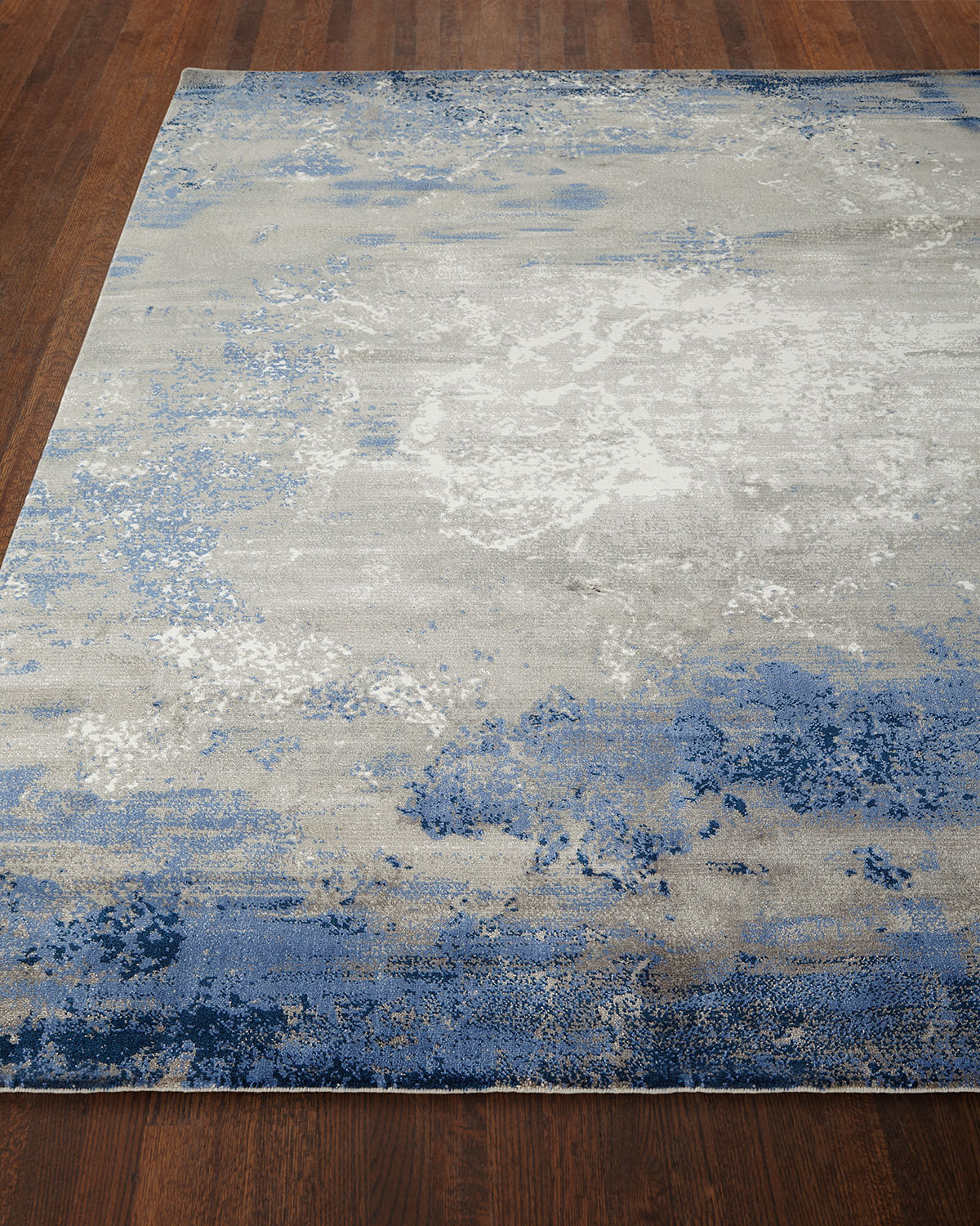 NourCouture Foggy Night Rug, 12' x 15'
