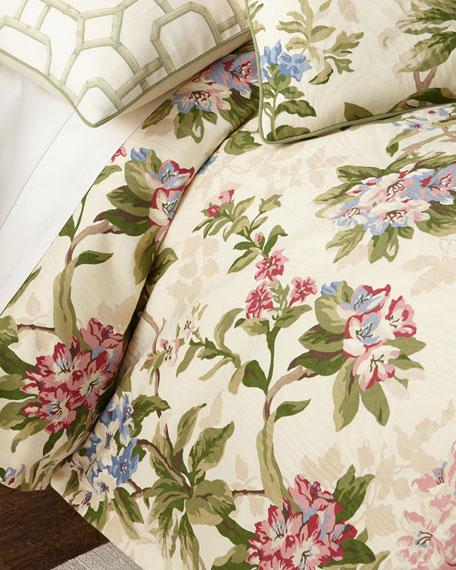 Jane Wilner Designs Hillhouse King Duvet Cover