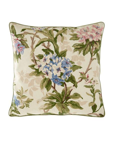Jane Wilner Designs Hillhouse Square Pillow