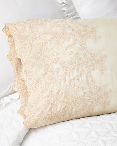 Pom Pom at Home Two King Grace Pillowcases