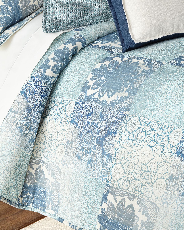 Sherry Kline Home King Mallory 3 Piece Comforter Set Neiman Marcus