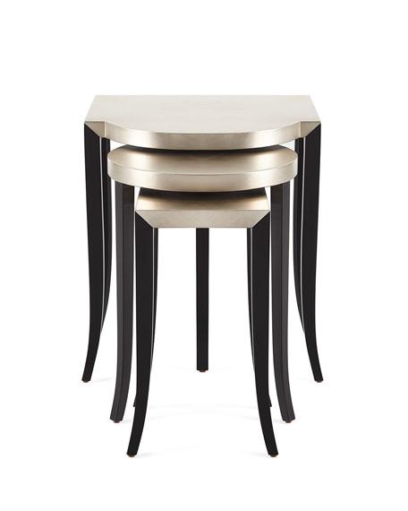 Charla Nesting Tables, Set of 3