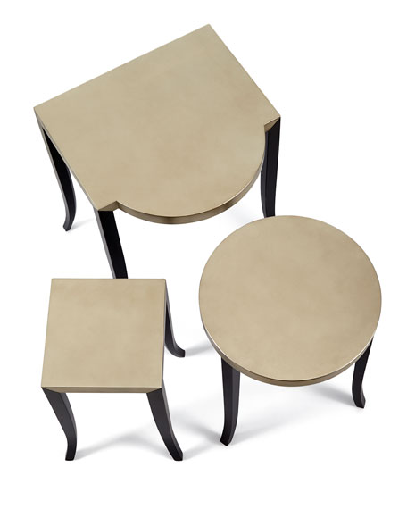 Charla Nesting Tables, Set of 3