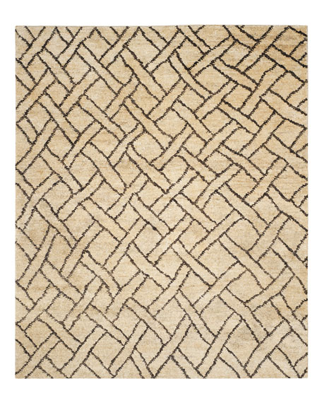 Image 2 of 2: Ralph Lauren Home Fairfield Natural Rug, 4' x 6'