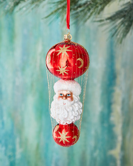 Christopher Radko St. Nick-A-Float Ornament