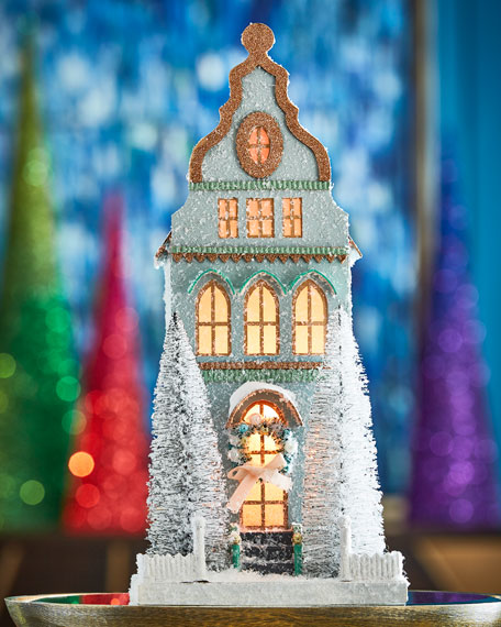 Cody Foster & Co Mint House Christmas Decoration
