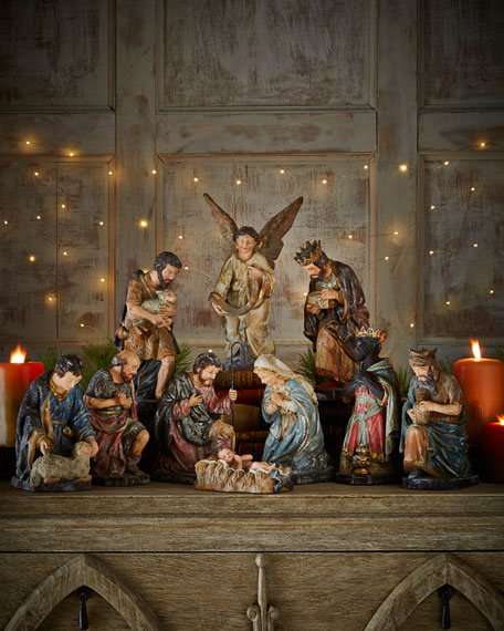 Cody Foster & Co Nativity, 10-Piece Set