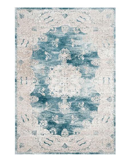 Safavieh Kailey Blue Rug, 4' x 6'
