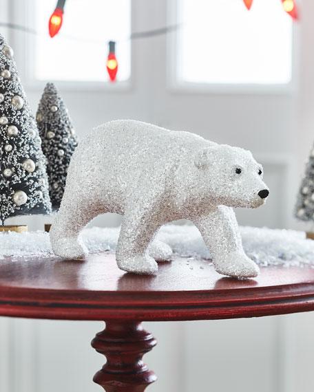 Ino Schaller Polar Bear Collectible