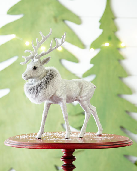 Ino Schaller Reindeer Collectible, Extra Large