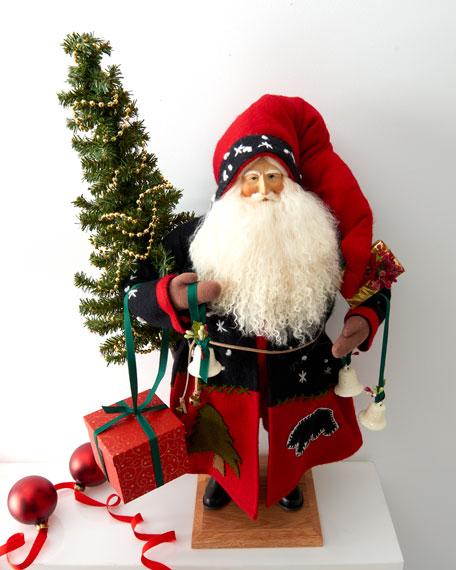 "Starry Night Santa, 21"""