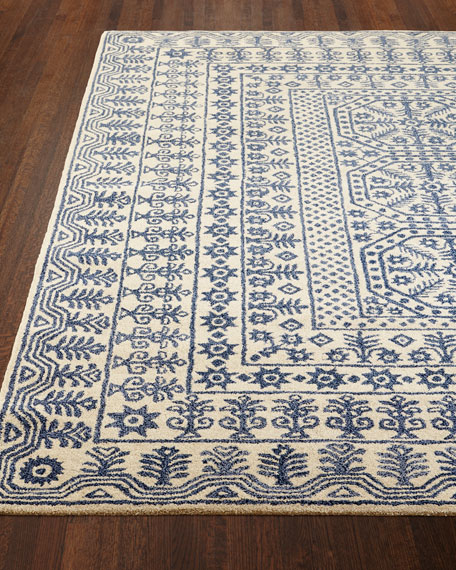 Ross Hand-Tufted Rug, 9' x 13'
