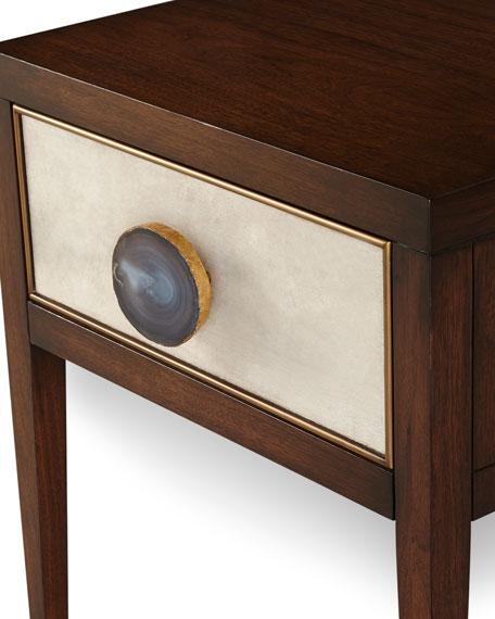 Tiza Single-Drawer Side Table