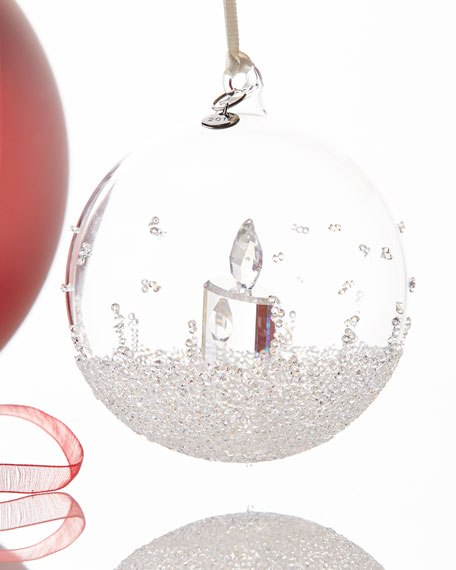 Swarovski 2017 Annual Edition Christmas Ball Ornament