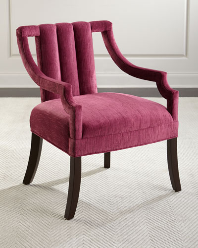 Tyra Velvet Chair