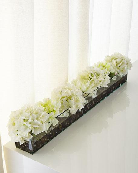 John-Richard Collection White Florals Arrangement