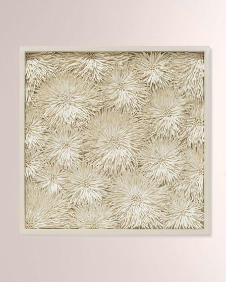 Palecek Dandelion Coco Wall Decor