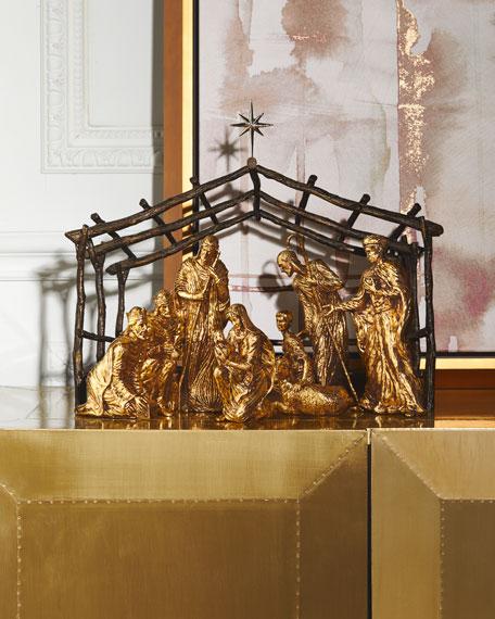 Michael Aram Special Edition Nativity Scene