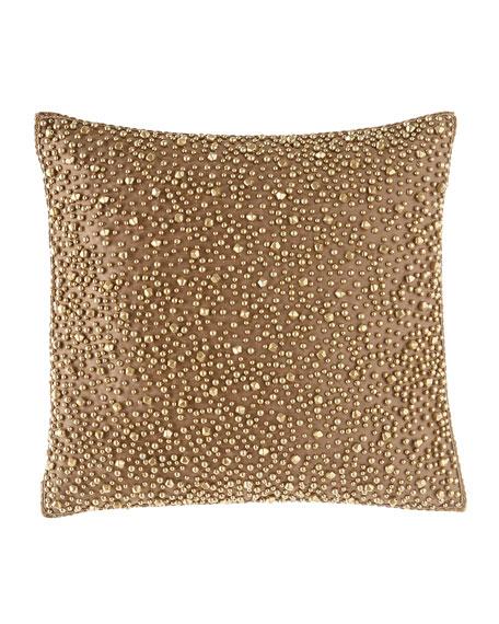 "Marguerite Bee Pillow, 15"" x 18"""