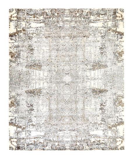 Jubilee Rug, Lavender, 9' x 12'