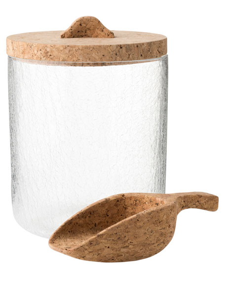 Juliska Quinta Hugo Natural Ice Bucket