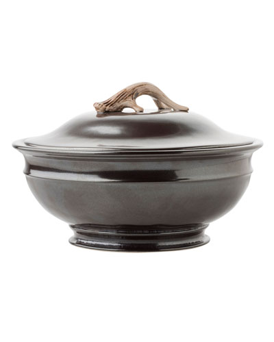 Forest Soup Tureen