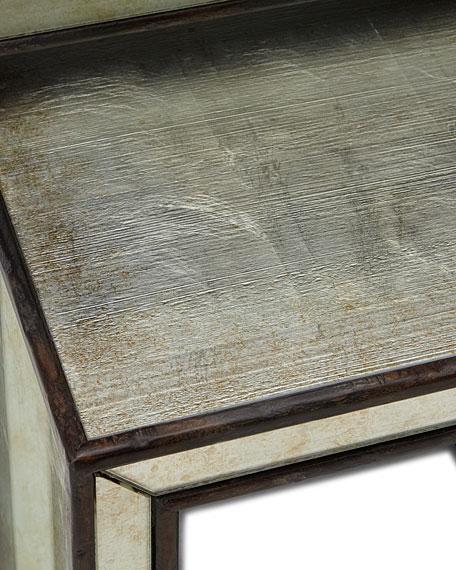 Hooker Furniture Garth Eglomise Nesting Tables